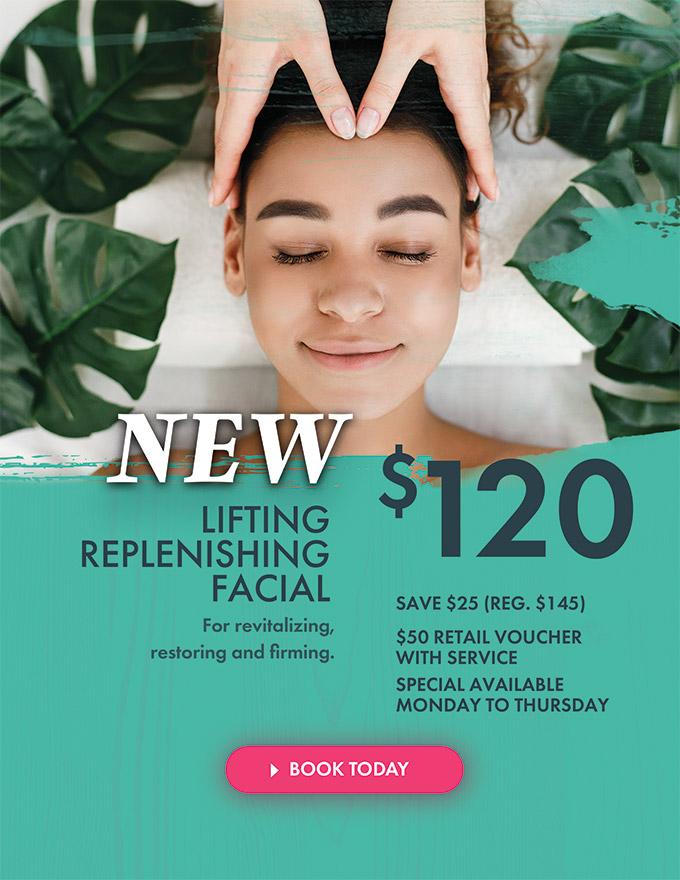 Replenishing Facial
