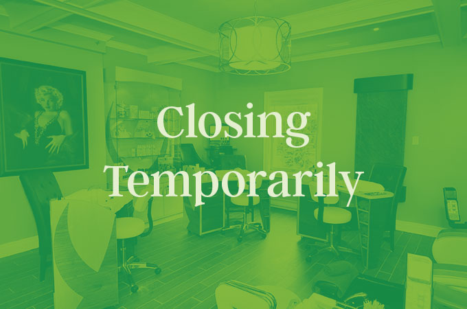 closing temporarily