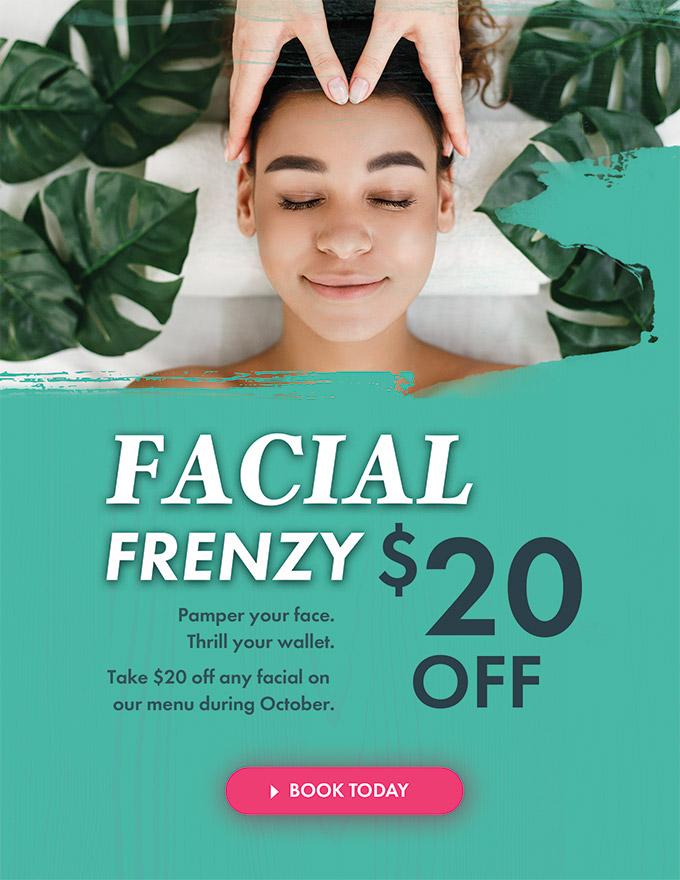 facial frenzy